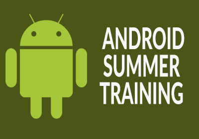 Android Summer Training in Noida