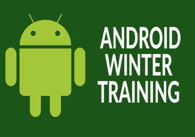 Android Winter Training in Noida
