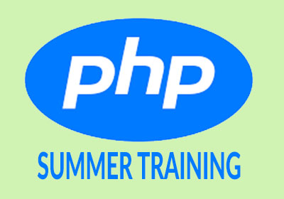 PHP Summer Training in Noida